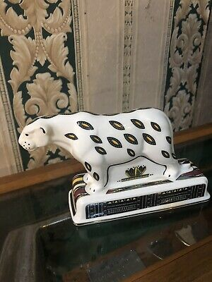 Wedgewood Leopard Paperweight  • 20£