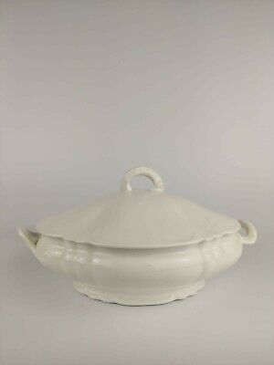 Antique Victorian Maddock & Sons Royal Victreous Tureen Or Serving Dish C1896 • 44.99£