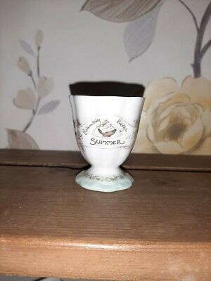 Royal Doulton Brambly Hedge Summer Egg Cup • 7.50£