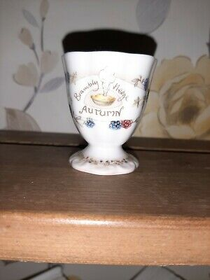 Royal Doulton Brambly Hedge AUTUMN  Egg Cup • 7.50£