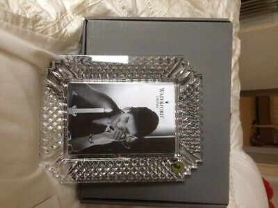 Wateford  Crystal Picture Frame • 26£
