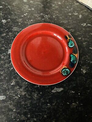 Poole Pottery Odyssey Small Plate • 8£