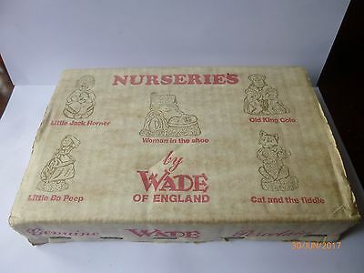 WADE WHIMSIE Nurseries By Wade With Original Box • 24.99£