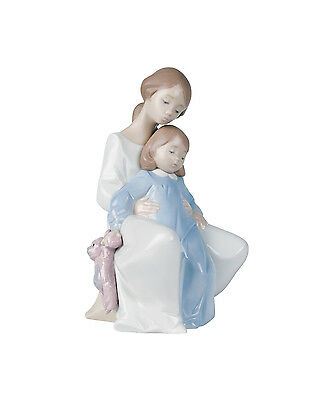 Nao A Moment With Mum Figurine NEW In Gift Box Mother & Daughter  • 85£