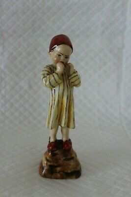 Royal Worcester RW 3066 Children Of Nations Figure - Egypt • 95£