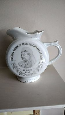 QUEEN VICTORIA - Golden Jubilee 20th June 1887 Commemorative Royal Jug • 22.50£