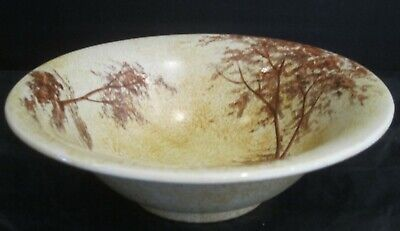 Radford Bowl With 'Trees' Design By James Harrison • 30£