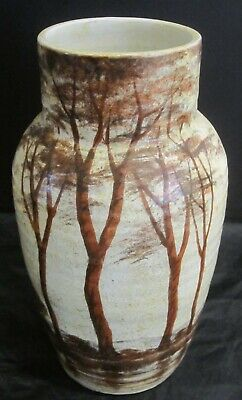 A Large Radford Vase With 'Trees' Design By James Harrison 9.25  • 75£