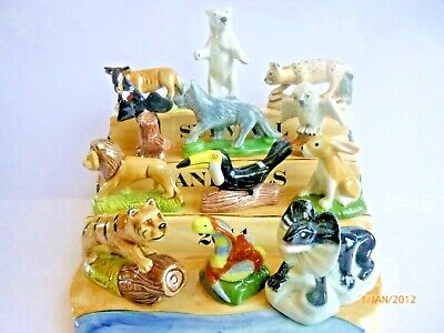 Wade  Various Whimsies  - AROUND THE WORLD ANIMALS SERIES -  ALL VARIATIONS • 9.99£