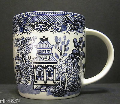 1 Willow Pattern Dream Mug By Churchill England • 4.35£