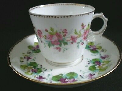 Vintage Sevres Coffee Cup And Saucer  (f)[74] • 12.50£