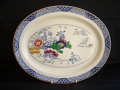 Booths Silicone China Platter - Netherlands Pattern - 14.25  X 11.5  • 21.25£