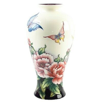 Old Tupton Ware Butterflies Collection - Large Vase (13.5 ) TW3006 • 74.95£