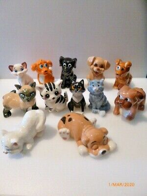 Wade  - Pottery Pets Sale Prices - Various Cats & Dogs • 8£