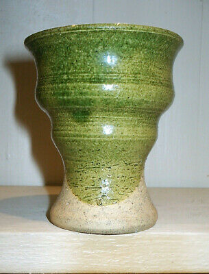 Youghal Pottery Beaker Made In Ireland • 5.60£