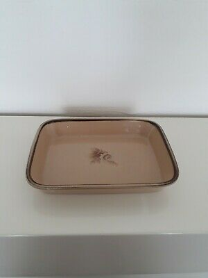 Denby Memories Butter Dish Base Good Condition • 5.99£
