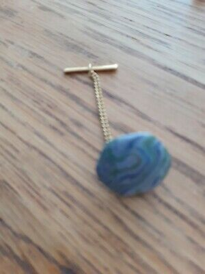 Jersey Pottery Tie-pin • 19.99£