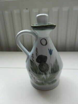 Buchan Thistle Stoneware Oil Jug And Stopper 13/51 • 7.50£