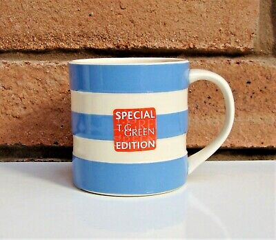 T G Green CORNISHWARE Special Edition CHILDS MUG 2005 Cornish Ware TG Green  • 17.50£