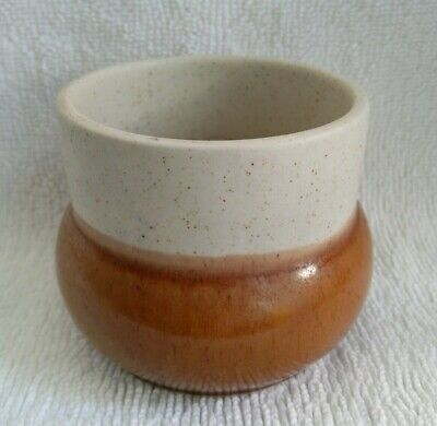 Vintage Ceramic Sugar Bowl With Number And Company Stamp On Base • 0.99£