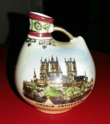 Crested  China - LINCOLN CATHEDRAL - Gemma • 4.99£