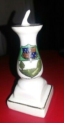 Crested China - SUNNINGHILL - Sundial - Willow Art China  • 2.99£