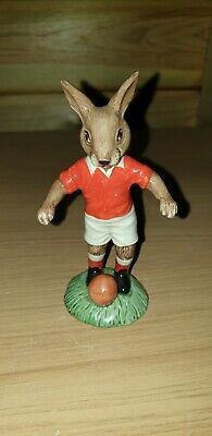 Carlton Ware Trial Piece Rabbit Footballer Very Rare • 30£