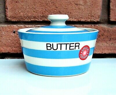 T G Green CORNISHWARE Cornish Ware Limited Production BUTTER DISH TG Green 2003 • 25£