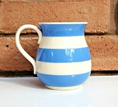 T G Green CORNISHWARE Cornish Ware BELLIED MUG Gresley Discontinued • 25£