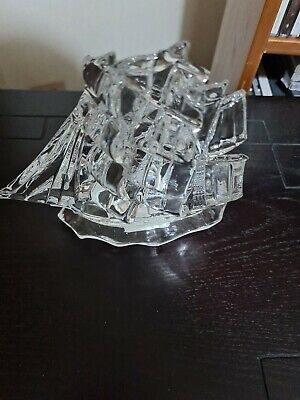 Waterford Crystal Tall Ship  • 50£