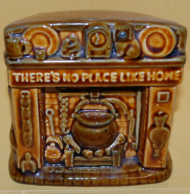 Szeiler Pottery Money Box - There's No Place Like Home  • 3.99£