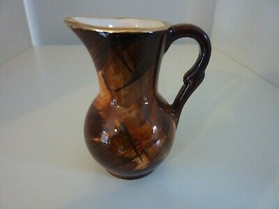 Vintage Minature Water Jug Oldcourt Ware England Lovely Quality Pottery.. • 9.95£