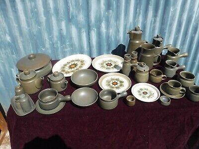 Denby /Langley Tableware SHERWOOD   Individually Listed Items  • 10£