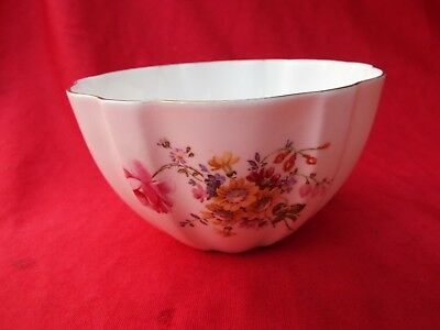 ROYAL CROWN DERBY POSIES Large Sugar Or Slop Bowl First Quality • 3.99£