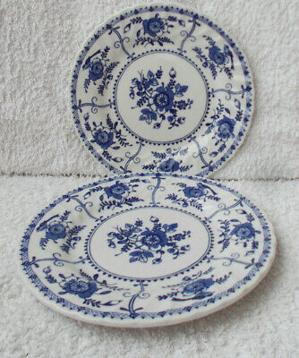 Johnson Bros Indies - 2 Side Plates 7  • 3£