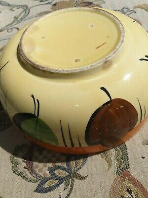 Myott Fruit Bowl Art Deco • 9.50£