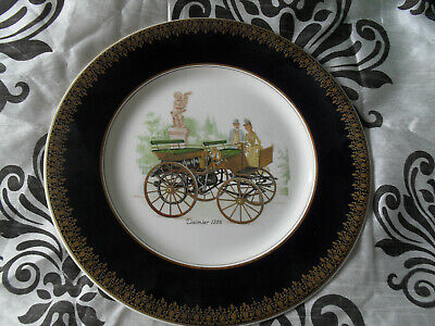 Myott & Son Decorative Plate • 6£