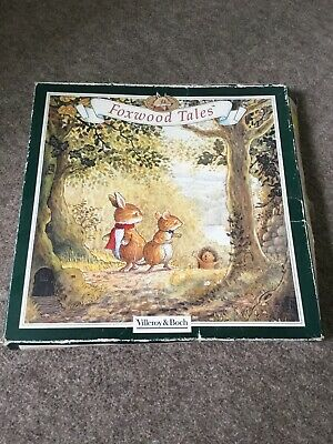 Villeroy And Boch Foxwood Tales Plate In Original Box • 9.99£