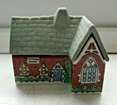 WADE WHIMSIES WHIMSEY ON WHY HOUSE WHIMSEY SCHOOL No 13 EXCELLENT SEE PICTURES • 0.99£
