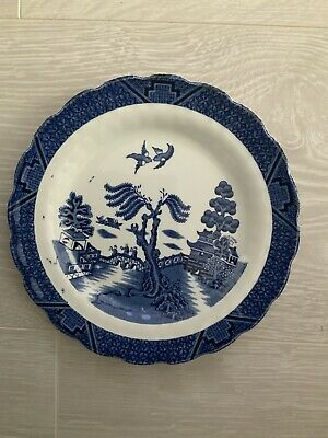 Booths Real Old Willow Tea Plate A8025 • 2.99£