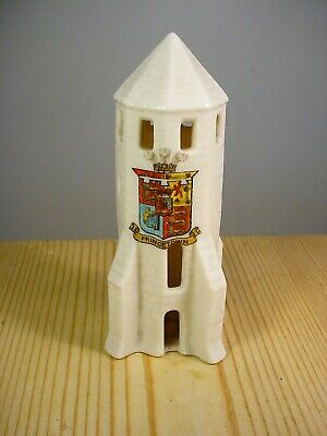 Goss St. Catherine's Hill Tower Blackgang Isle Of Wight - Princetown Crest • 9.99£