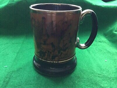 Arthur Wood Pottery, Tankard, The Olde Coaching And Hunting Days • 4.99£