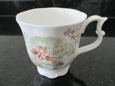 Royal Albert - World Of Beatrix Potter - Jeremy Fisher Cup • 1£