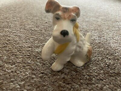 Sylvac Dog , Terrier With Paw In A Sling No. 1433 • 5£