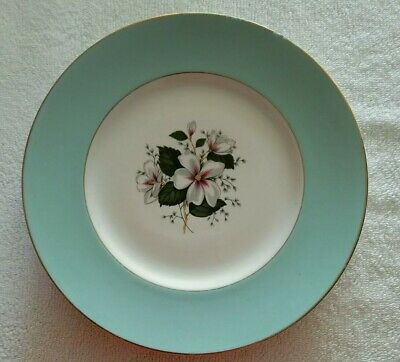 Saraband By Ridgway Staffordshire Ceramic Collectors Plate • 0.99£