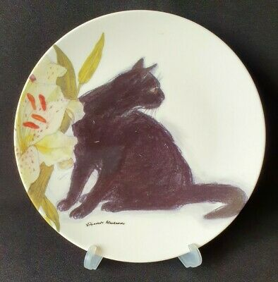 Royal Mail Black Sophie Cat Collectors Plate - Royal Doulton Limited Edition  • 10£