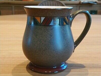1 X  Denby Marrakesh Craftsman Mug Excellent Condition • 15£
