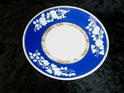 Early Spode Bowl 3259 Raised White Flower Decoration • 14.99£