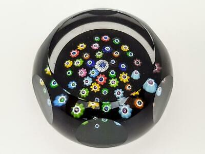 Fine Whitefriars Spaced Millefiori Art Glass Paperweight  LE 134/750 • 9.95£