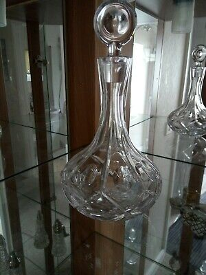 Ships Decanter Very Good Condition Used Once. Kept In Cabinet. • 10£